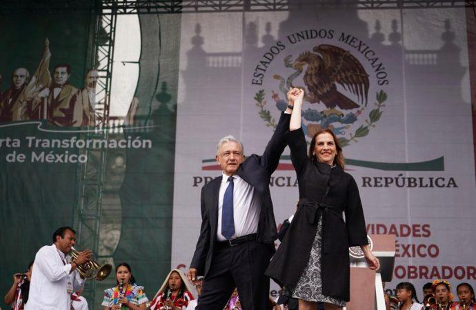 En diciembre, México estará blindado contra la corrupción, asegura AMLO