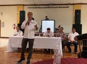 MORENA no podrá convocar a elecciones sin el padrón actualizado en en INE: Alejandro Rojas Díaz Durán