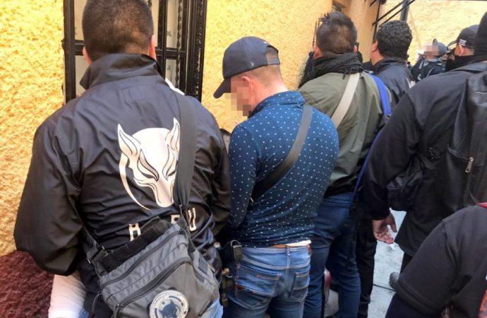 Arrestan a 10 presuntos narcomenudistas en Coyoacán