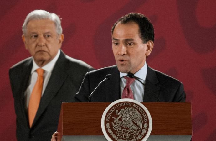 Solicitarán periodo extraordinario para ratificación Arturo Herrera en San Lázaro