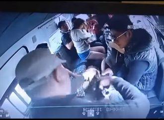 Los asaltos más violentos a transporte público en los límites de la CDMX