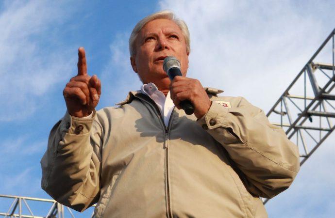 Arman bloque contra ampliación de mandato en BC