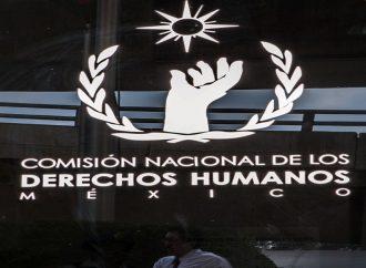 Derechos Humanos asesora a familiares de niña herida por bala perdida