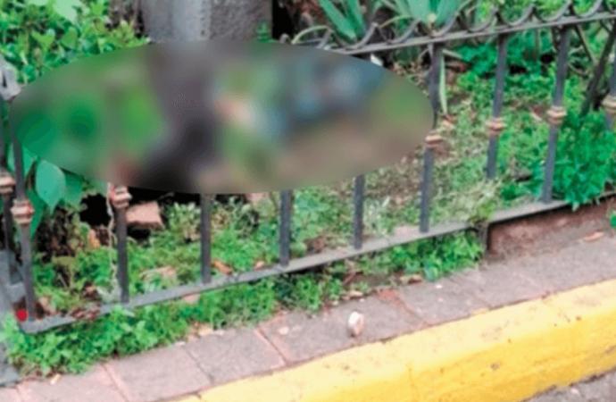 'Cadeneros' asesinan a golpes a joven en la Zona Rosa