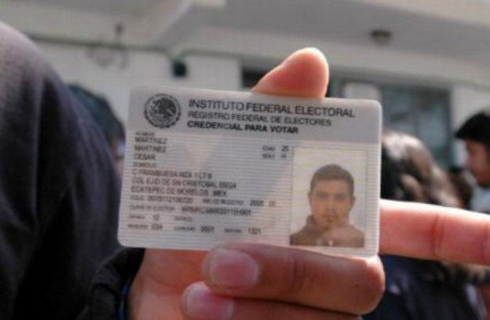 INE refuerza protocolos para evitar uso indebido de credencial de elector