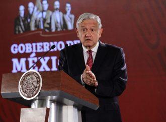 López Obrador destaca crecimiento económico en segundo trimestre del año