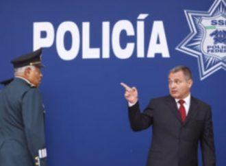 García Luna, los secuestros y la PF