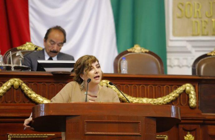 Diputada Gabriela Salido pide a CNDH intervenir en el caso de periodistas despedidos de Notimex