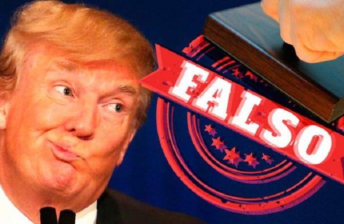 Imposible negociar con un mentiroso