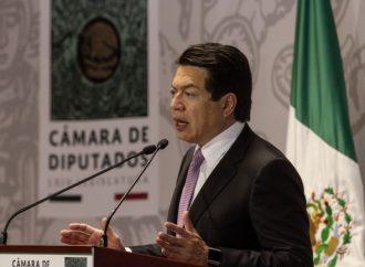 La Cámara de Diputados recibió el nombramiento de Arturo Herrera como nuevo Secretario de Hacienda