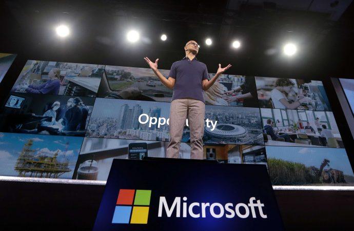 Crecimiento de la nube de Microsoft supera las expectativas