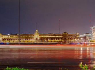 Departamento en Palacio Nacional mide 300 metros: AMLO