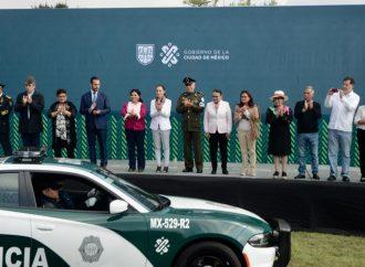 Iztapalapa tiene 229 nuevas patrullas