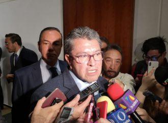 En este gobierno no habrá ni perseguidos ni presos políticos: Ricardo Monreal