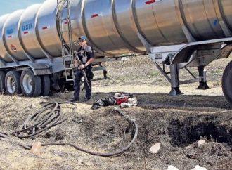 Robo de combustible bajó de 81 mil barriles a 5 mil: gobierno federal