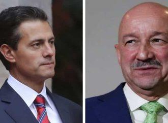 Salinas de Gortari y Peña Nieto están vinculados al caso de Juan Collado