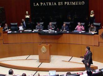 Con 34 votos se aprobó a Arturo Herrera como titular de la SHCP