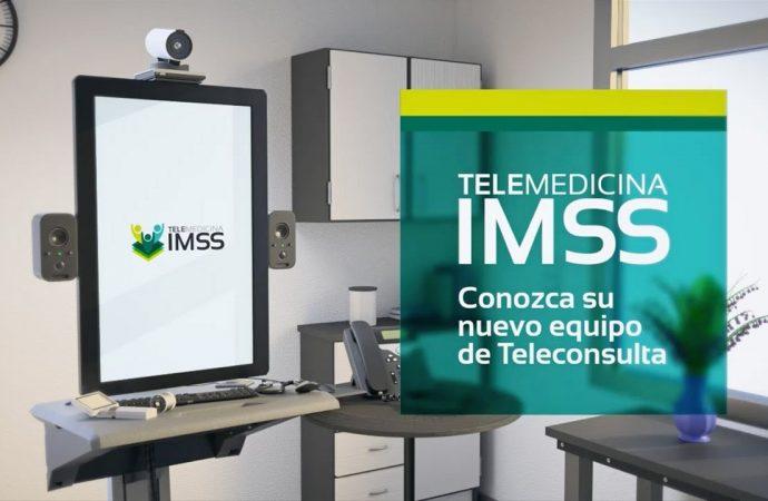 Telemedicina en el IMSS