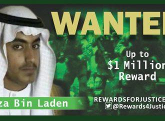 Reportan muerte de hijo de Osama bin Laden