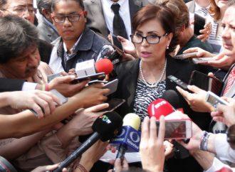 Suspenden provisionalmente orden de aprehensión contra Rosario Robles