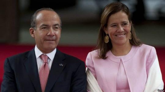 Los Calderón – Zavala le deben a México más de 700 mil millones de dólares