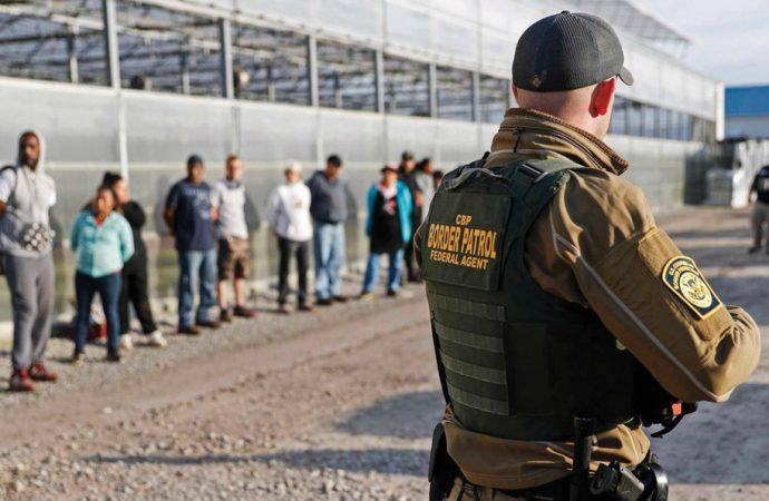 En escala mínima inician redadas contra migrantes en EU: prensa