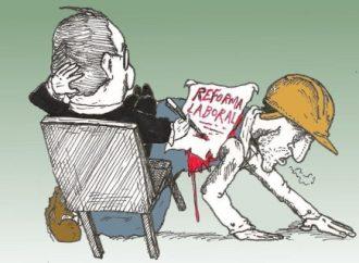 La política laboral de la 4T, ¡contra los trabajadores!