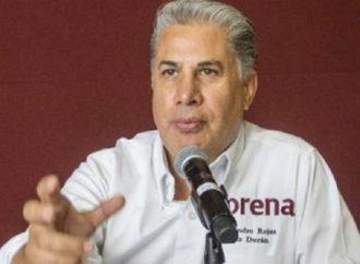 Si logro incluir a los 10 millones de morenistas para que voten, seré el Presidente de MORENA: Alejandro Rojas Díaz Durán