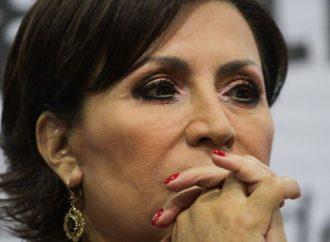 Con carta Rosario Robles acusa a la FGR de violar sus derechos