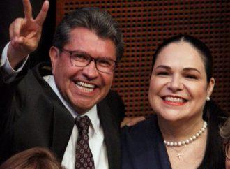 Mónica Fernández, nueva presidenta del Senado