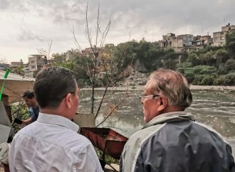 Exigen atender fallas en la Presa Río Becerra en AO