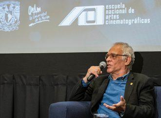 """Homenaje en la UNAM al """"Mejor maestro de cine en el mundo"""" 2019"""