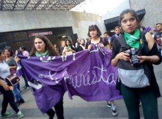 Hechos violentos buscan deslegitimar protesta feminista: Morena