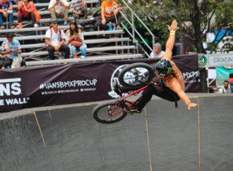 Realizan serie Vans BMX en Magdalena Mixhuca
