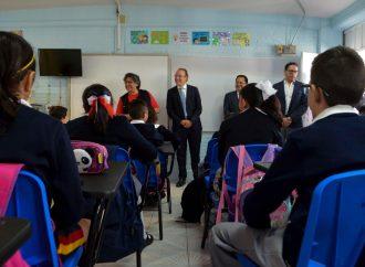 Invierten 24 mdp en programa 'Escuelas Dignas' en BJ