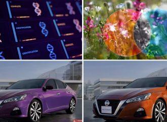 Nissan permite que el ADN de sus clientes les ayude a elegir el color de su nuevo Altima