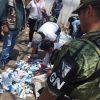 Decomisan celulares, medicamentos y hasta armas en Iztapalapa