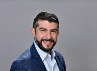 Mauricio Tabe, nuevo presidente de la Jucopo en el Congreso CDMX