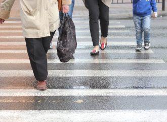 Mueren al año 60% de peatones en accidentes viales