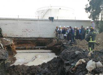 Al menos 100 viviendas desalojadas por toma clandestina en Iztacalco