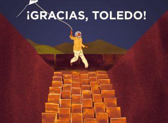 Papalotes al cielo, así despedirá la CDMX a Toledo