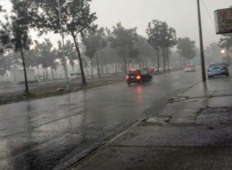 Alerta amarilla por lluvia en CDMX