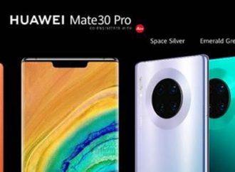 Huawei Mate 30 reimagina el Smartphone