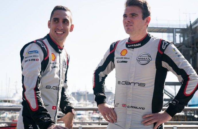 Los pilotos de Nissan e.dams volverán a las pistas