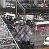 Policías Federales bloquean Circuito Interior
