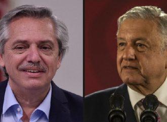 Alberto Fernández, virtual presidente electo de Argentina, se reunirá con AMLO la próxima semana
