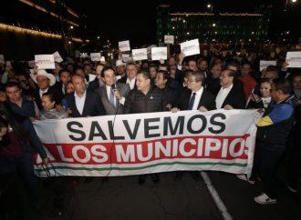 Al despreciar el diálogo con alcaldes, Gobierno de Morena castiga a ciudadanos: PAN