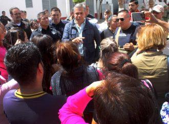 Amenaza de Bomba obliga al desalojo de Palacio Municipal de Ecatepec