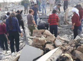 Reportan ocho civiles muertos en nuevos bombardeos turcos en Siria