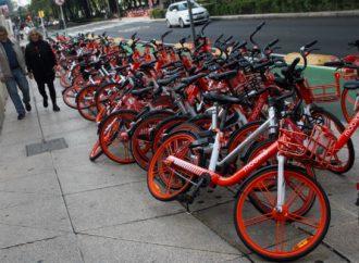 Buscan agravar el delito de robo de bicicletas en la CDMX